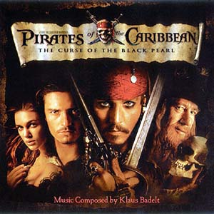 Pirates of the Caribbean: curse of the black pearl original soundtrack