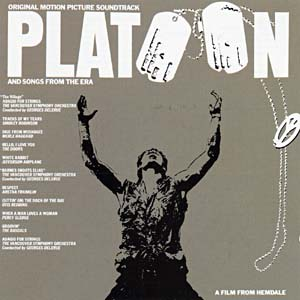 Platoon original soundtrack