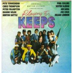 Playing for Keeps original soundtrack
