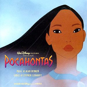 Pocahontas original soundtrack
