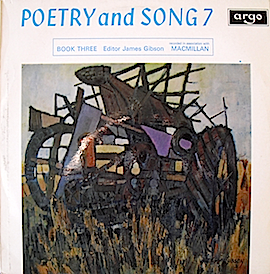 Poetry and Song 7 original soundtrack