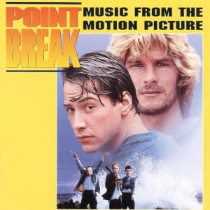Point Break original soundtrack
