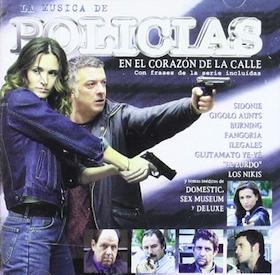 Policias: En el Corazon de la Calle original soundtrack