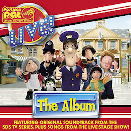 Postman Pat: Live original soundtrack