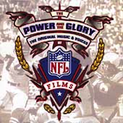 Power and the Glory: NFL Films original soundtrack