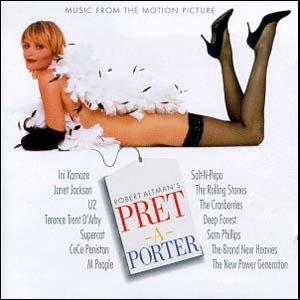 Prêt-à-Porter original soundtrack