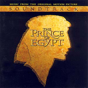 Prince of Egypt original soundtrack