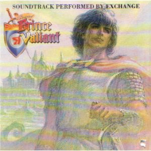 Prince Valiant original soundtrack