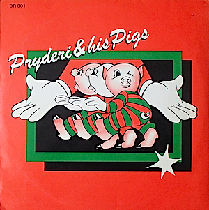 Pryderi & His Pigs: Welsh Arts Council original soundtrack