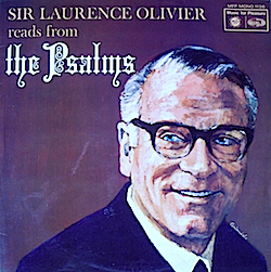 Psalms: Laurence Olivier original soundtrack