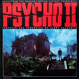 Psycho II original soundtrack