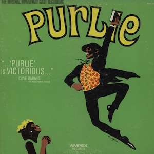 Purlie original soundtrack