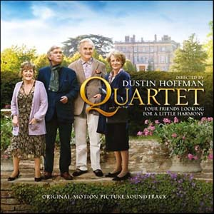 Quartet original soundtrack
