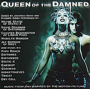 Queen of the Damned original soundtrack