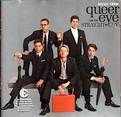 Queer Eye for the Straight Guy + DVD original soundtrack