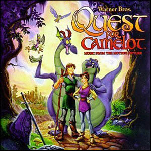 Quest for Camelot original soundtrack