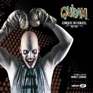 Quidam, Circque Du Soleil original soundtrack