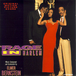 Rage in Harlem original soundtrack