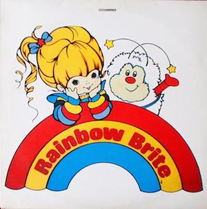Rainbow Brite original soundtrack