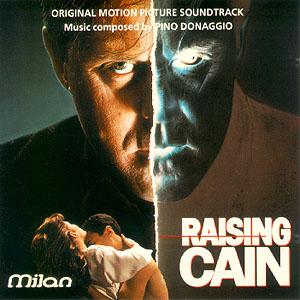 Raising Cain original soundtrack