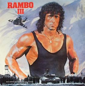 Rambo III original soundtrack