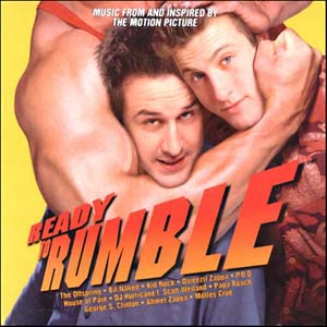 Ready to Rumble original soundtrack