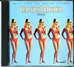 Real Blonde original soundtrack