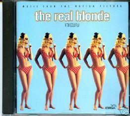 Real Blonde original soundtrack