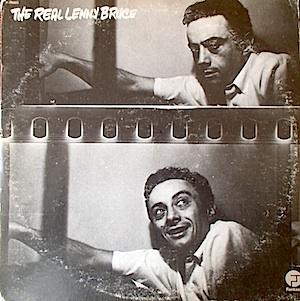 Real Lenny Bruce original soundtrack