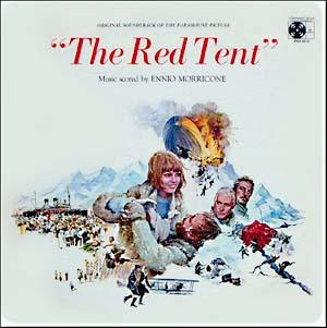 Red Tent original soundtrack
