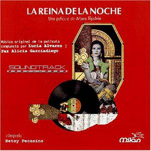 Reine De La Nuit original soundtrack