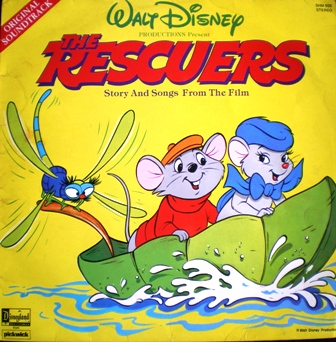 Rescuers original soundtrack