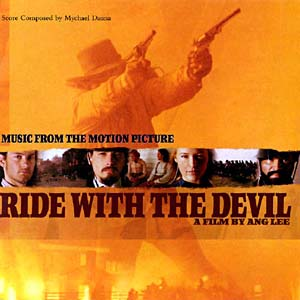 Ride With the Devil original soundtrack