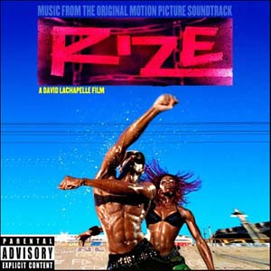 Rize original soundtrack