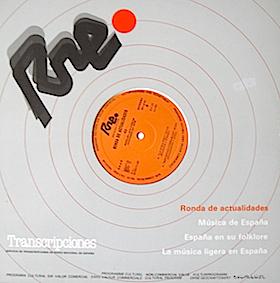 RNE: Radio Nacional de España: Transcripciones 43 original soundtrack