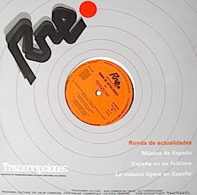 RNE: Radio Nacional de España: Transcripciones 51 original soundtrack