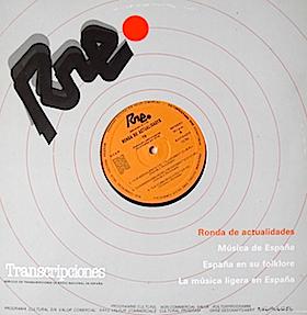 RNE: Radio Nacional de España: Transcripciones 78 original soundtrack
