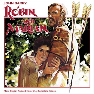 Robin and Marian original soundtrack