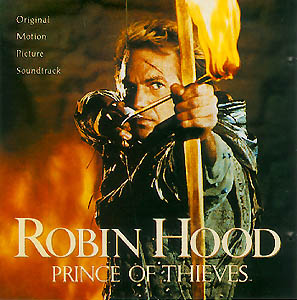 Robin Hood: prince of thieves original soundtrack