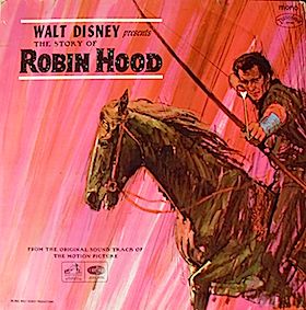 Robin Hood original soundtrack