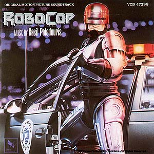 Robocop original soundtrack