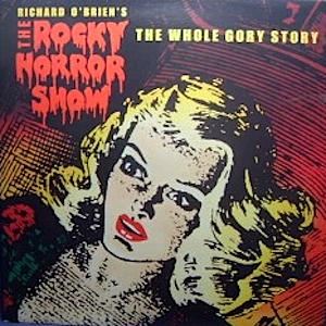 Rocky Horror Show: 1990 cast recording original soundtrack
