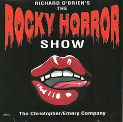 Rocky Horror Show: Christopher/Emery original soundtrack