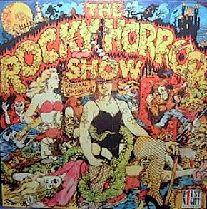 Rocky Horror Show: London Cast original soundtrack