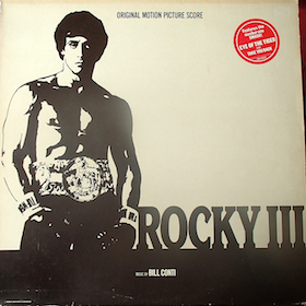 Rocky III original soundtrack