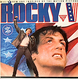Rocky V original soundtrack
