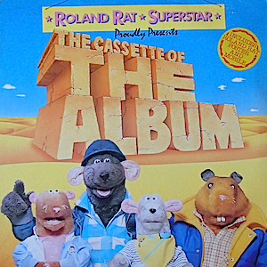 Roland Rat Superstar: The Cassette of the Album original soundtrack