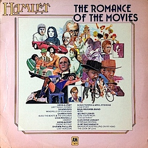 Romance of the Movies original soundtrack