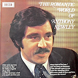 Romantic World of Anthony Newley original soundtrack