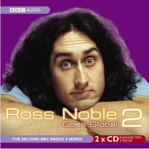 Ross Noble: Goes Global 2 original soundtrack